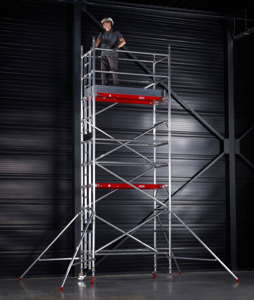 Eiger Tower Range Lightweight 2 Man Scaffold Towers