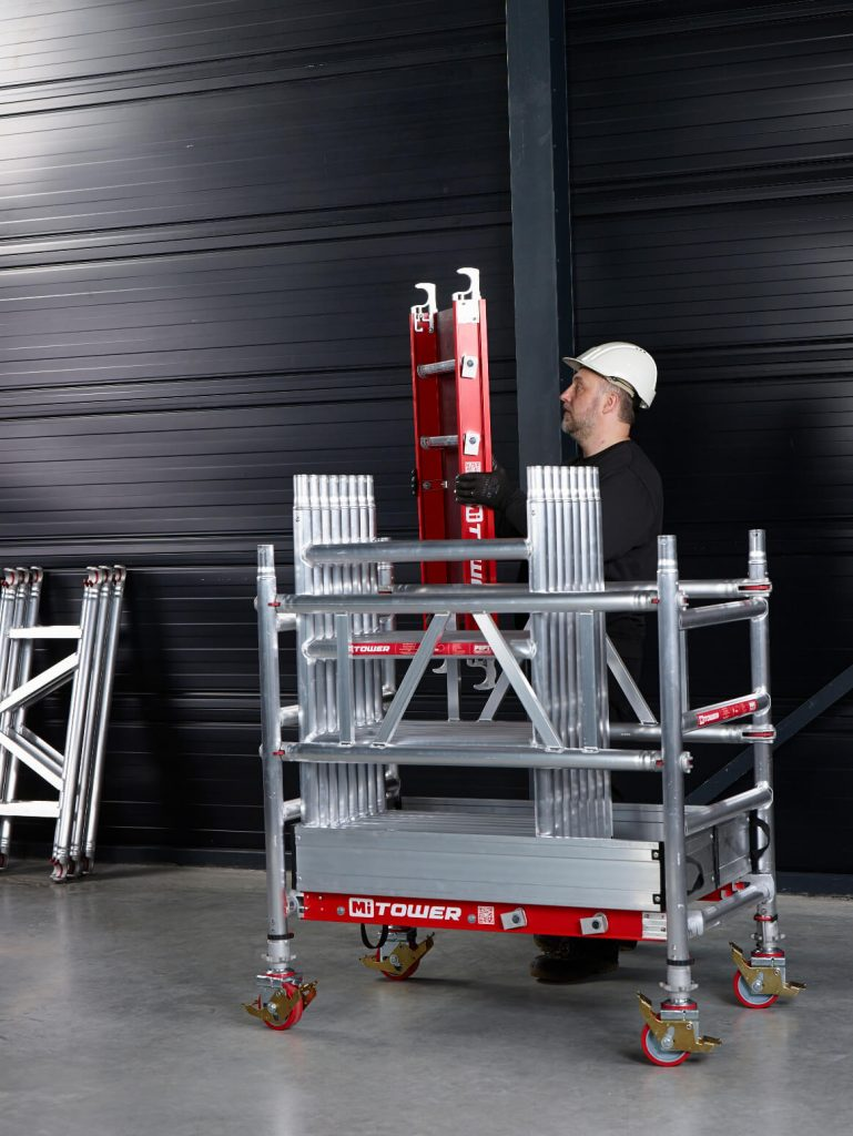 Mi Tower Range Lightweight And Robust Scaffold Alloy Towers