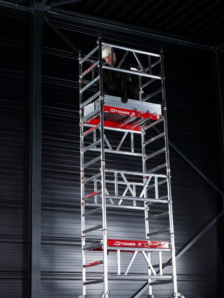 Mitower Quick Assembly Access Scaffold Tower